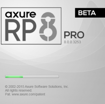 Axure RP 8 Beta Released