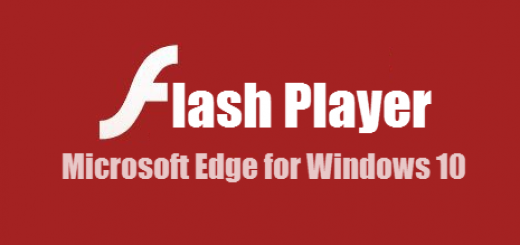 How to Enable Flash Player on Microsoft Edge - Windows 10