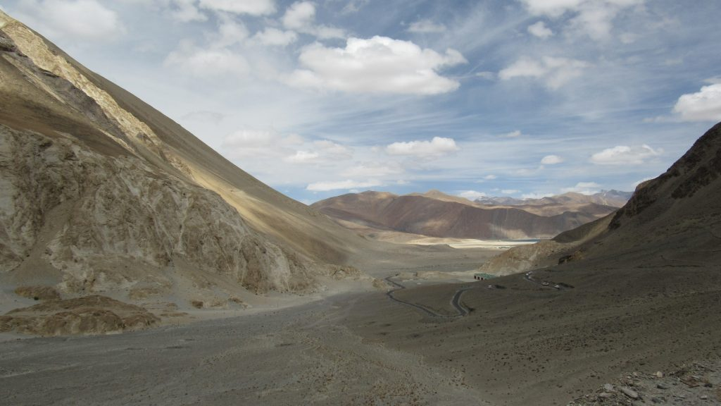 Bangalore to Ladakh by Road with Family