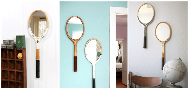 easy simple diy ideas for mirror frame decorations - Decorate Mirror Frame