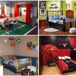 Creative Kids BEDROOM Décor themes for BOYS