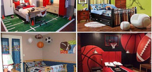 Creative Kids BEDROOM Décor themes for BOYS- Kids