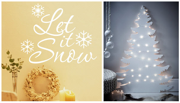 Create a White Wonderland this Christmas – Sevenedges