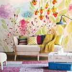 Colorful Beauty Clash at Home – Water Color Decor