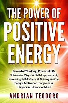 Must Read Books on Positive Energy
