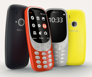 Nokia 3310 at Rs 3,310