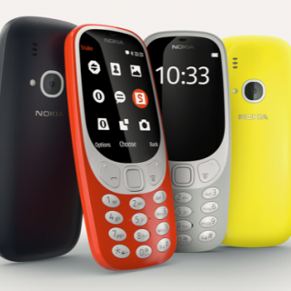 Nokia 3310 at Rs 3,310