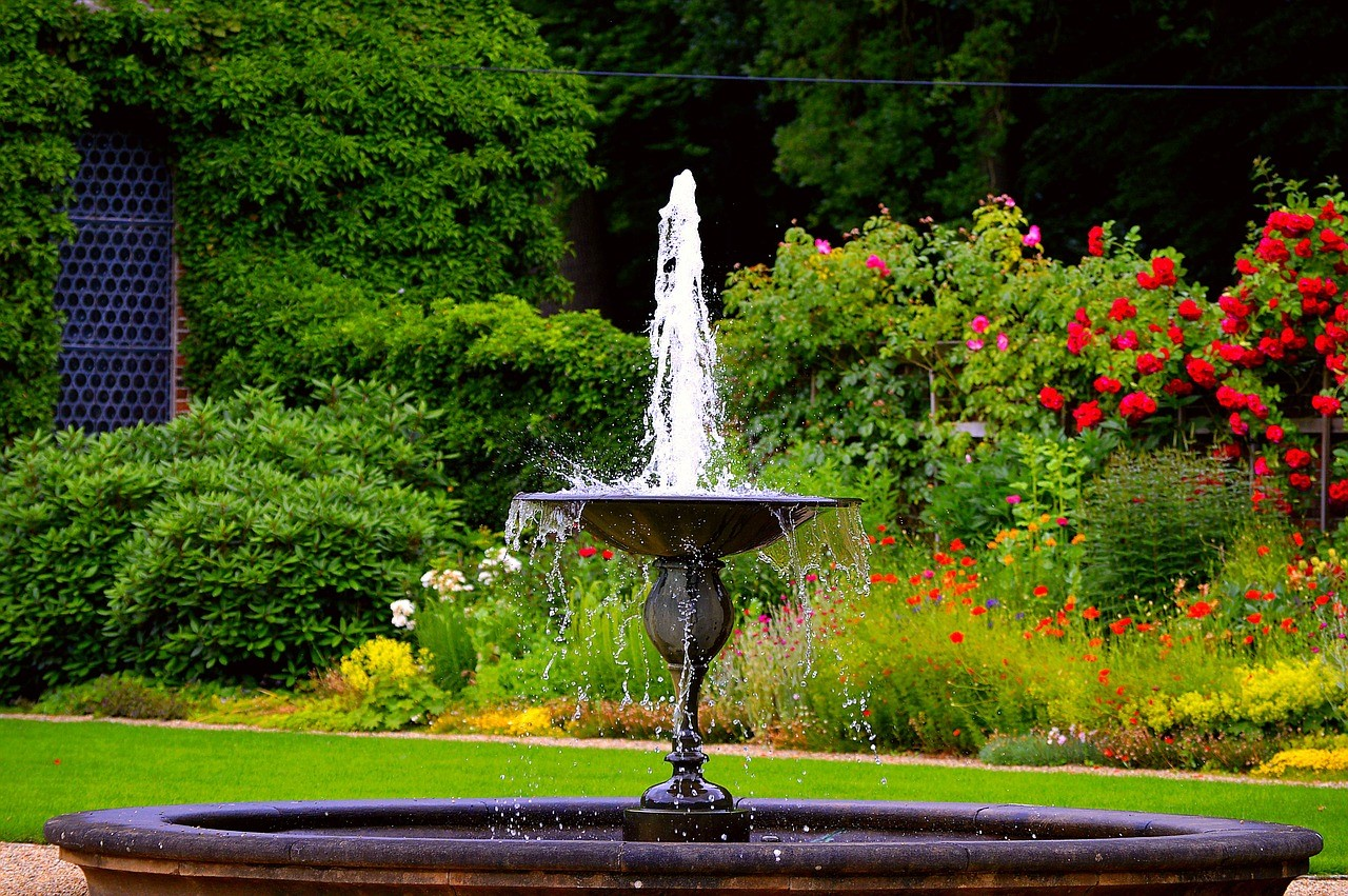 A Guide to Outdoor Fountains