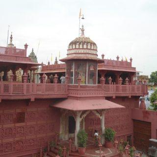 Sangheji jain temple,sanganer,jaipur