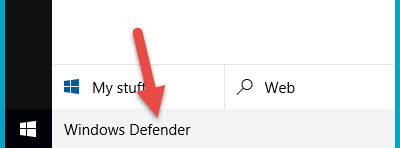 Steps to Enable and Use the Built in Windows Defender for Antivirus Protection on Your Windows 10