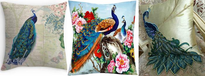 Peacock Home Décor