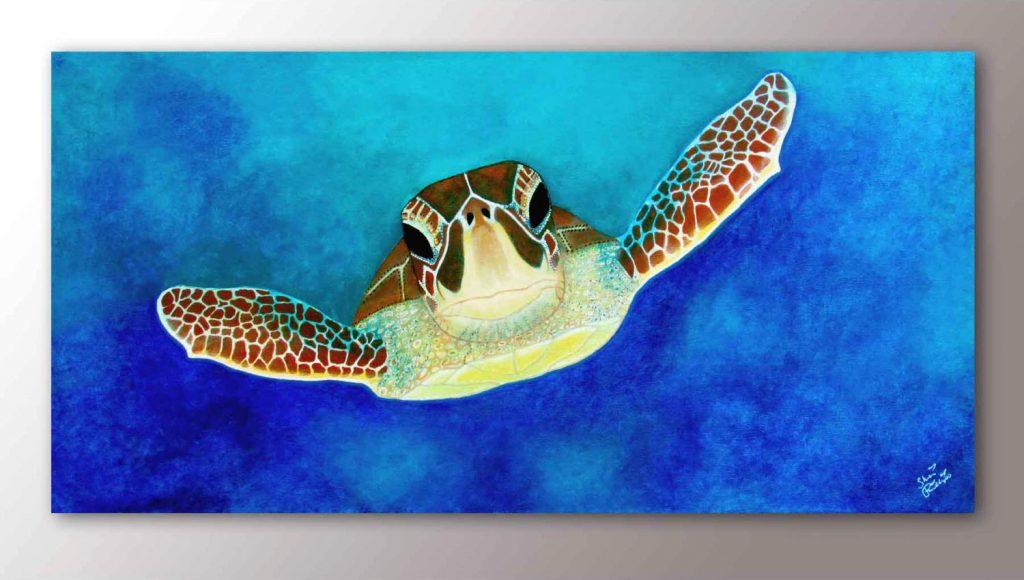 Turtle Home Décor