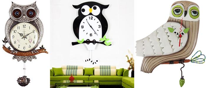 Owl Home Décor