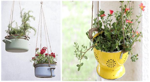 Upcycled Plant Pot Ideas