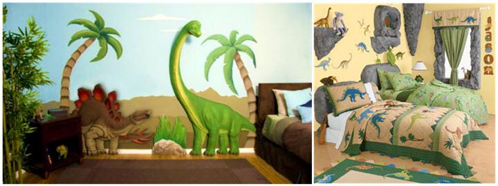 Creative Kids BEDROOM Décor themes for BOYS - Kids