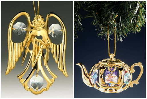 Ornaments to Sparkle up your Christmas Tree - Xmas2016