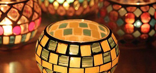 Unique Candleholder