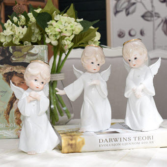 White Christmas Decoration