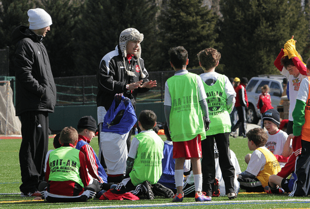 Bullying On the Field: 5 Ways For Coaches to Cultivate a Team Mindset