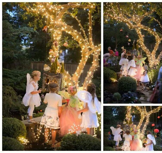 Hold a Fairy Garden Party - Fairy Fun For All the Family!