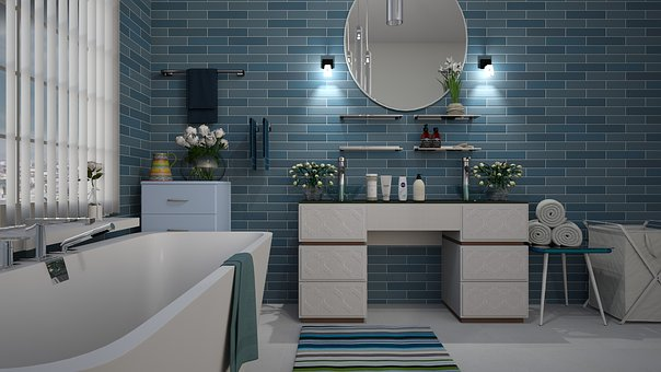 Beautiful ideas to make a bathroom more delightful and traditional