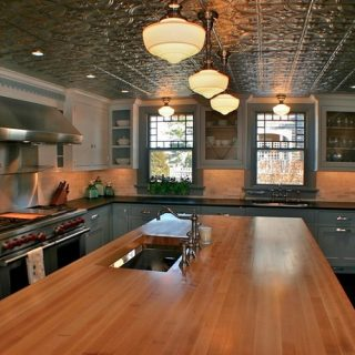 Charming Ceiling Designs to Accentuate Your Kitchen