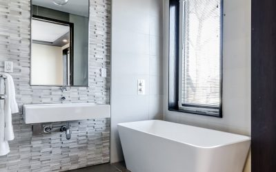 5 Top Trends in Bathroom Design