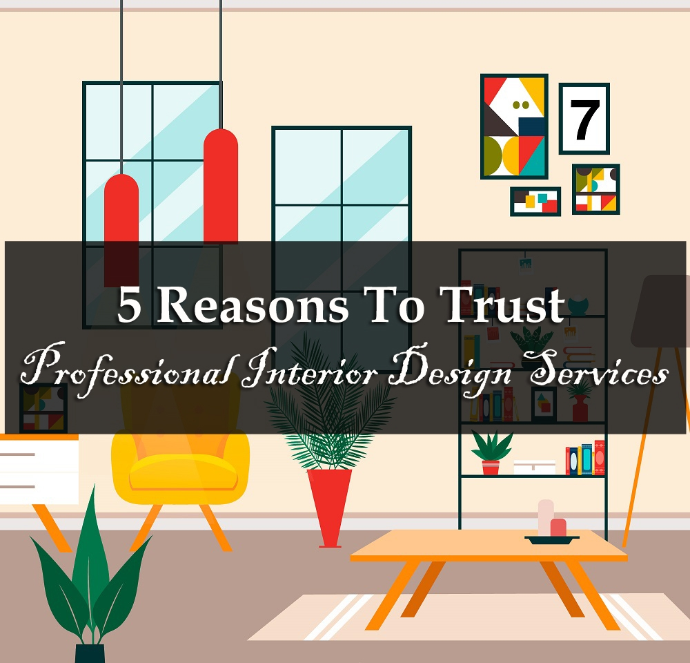 Professional Interior Design Services