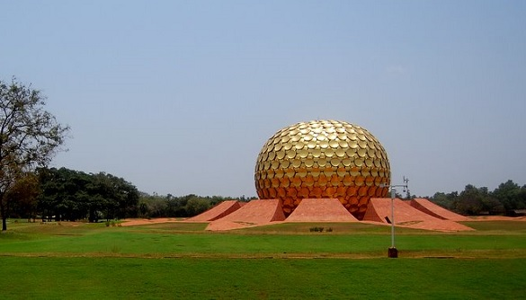 Explore Auroville – The City of Dawn – In Puducherry with Family