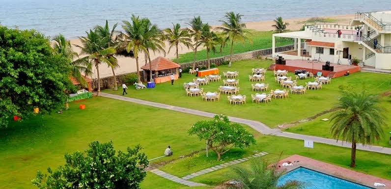 5 Luxury Beach Resorts in Pondicherry