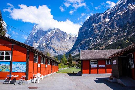 Best Hostels in Switzerland backpacking