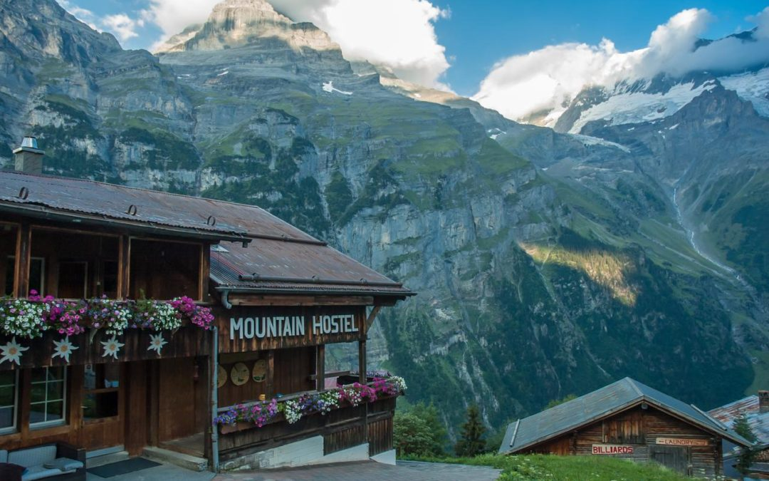 Best Hostels in Switzerland backpacking