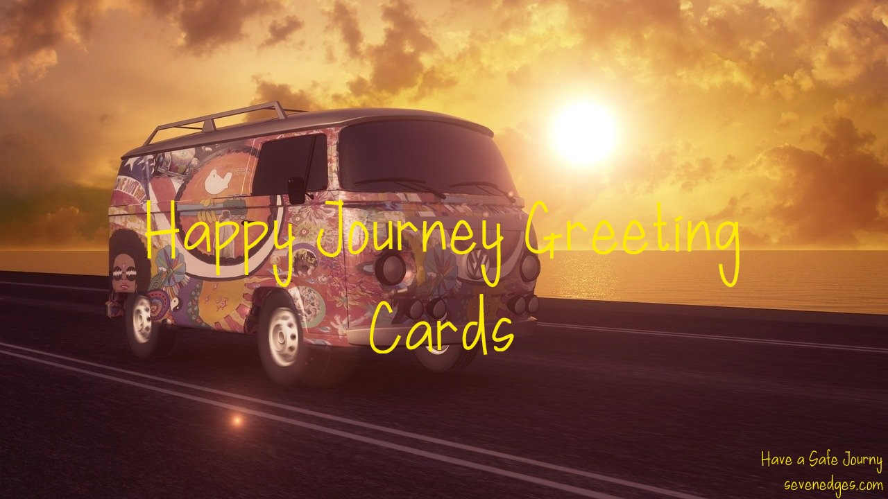 Greeting Card Travel