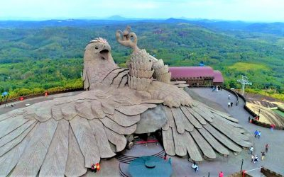 Jatayu Earth Center – Adventurous Nature Park for Family and Friends