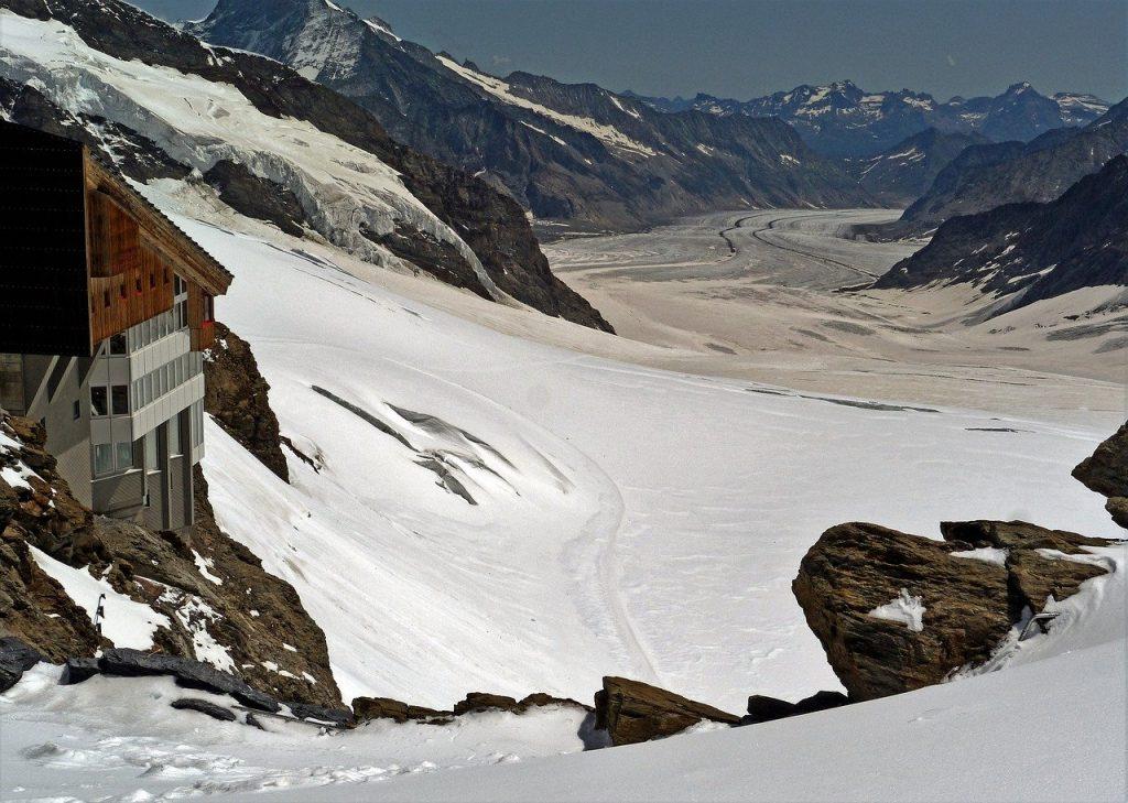 Zurich to Jungfraujoch