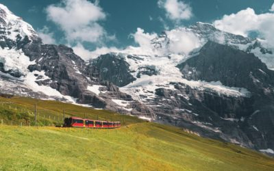 A Day Trip to Jungfrau from Zurich