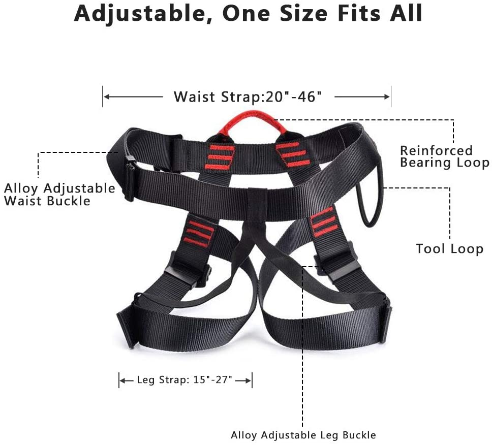 Mountain climbing gadgets