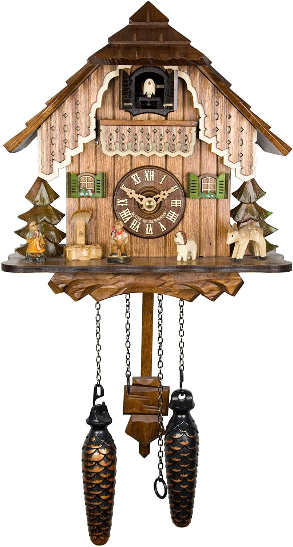 Adolf Herr Cuckoo Clock