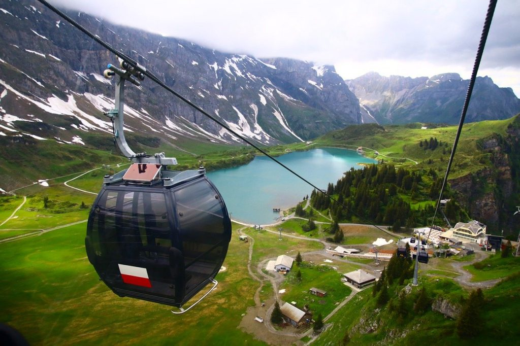 A Day Trip from Lucerne to Titlis