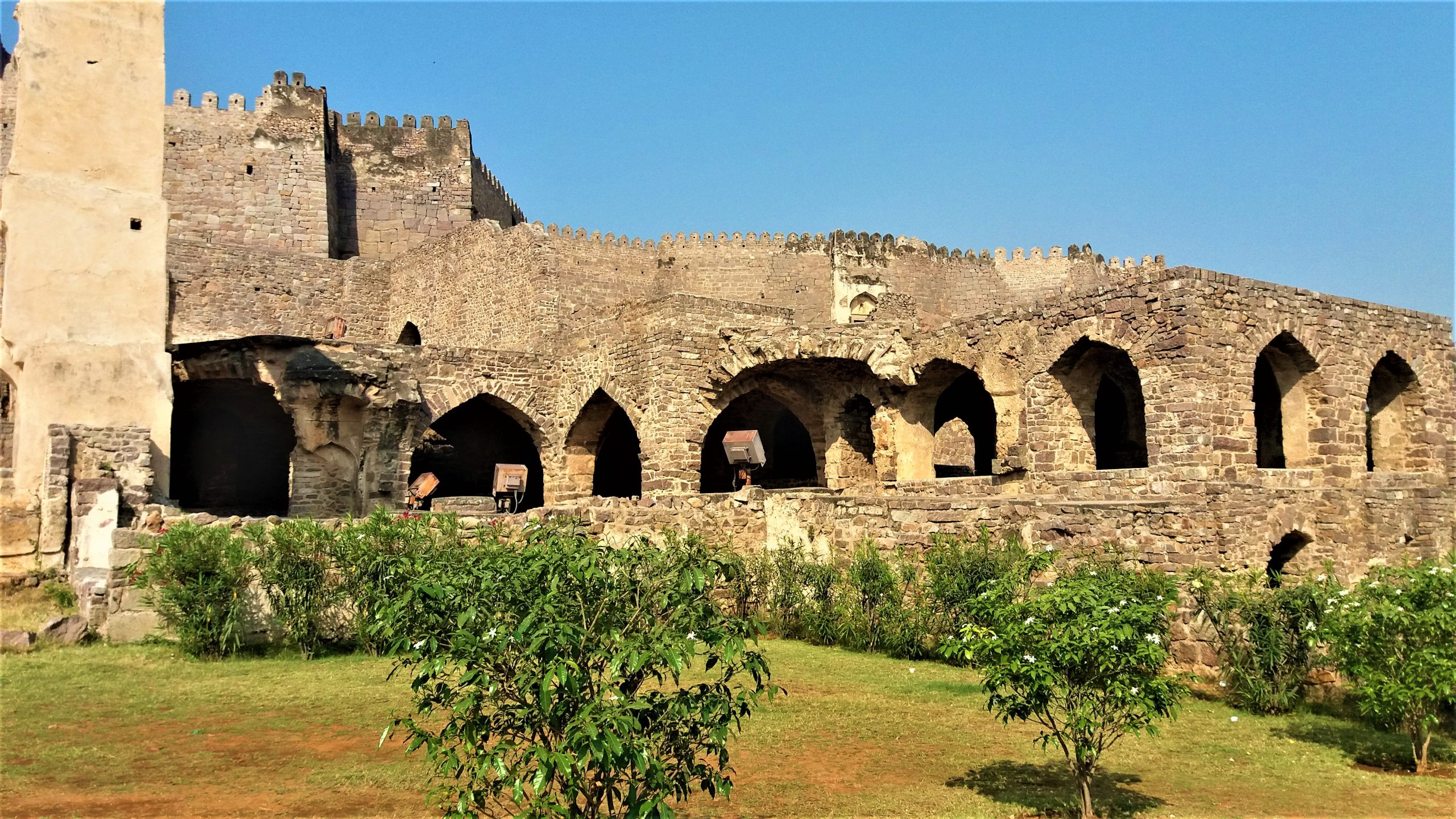 Things to see in Hyderabad