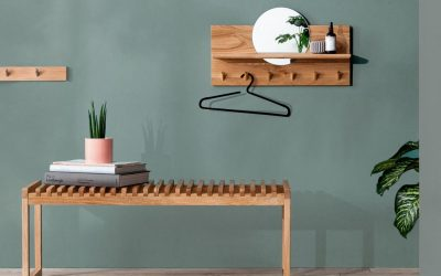 7 Eco Friendly Wall Shelves to Adorn Your Wall