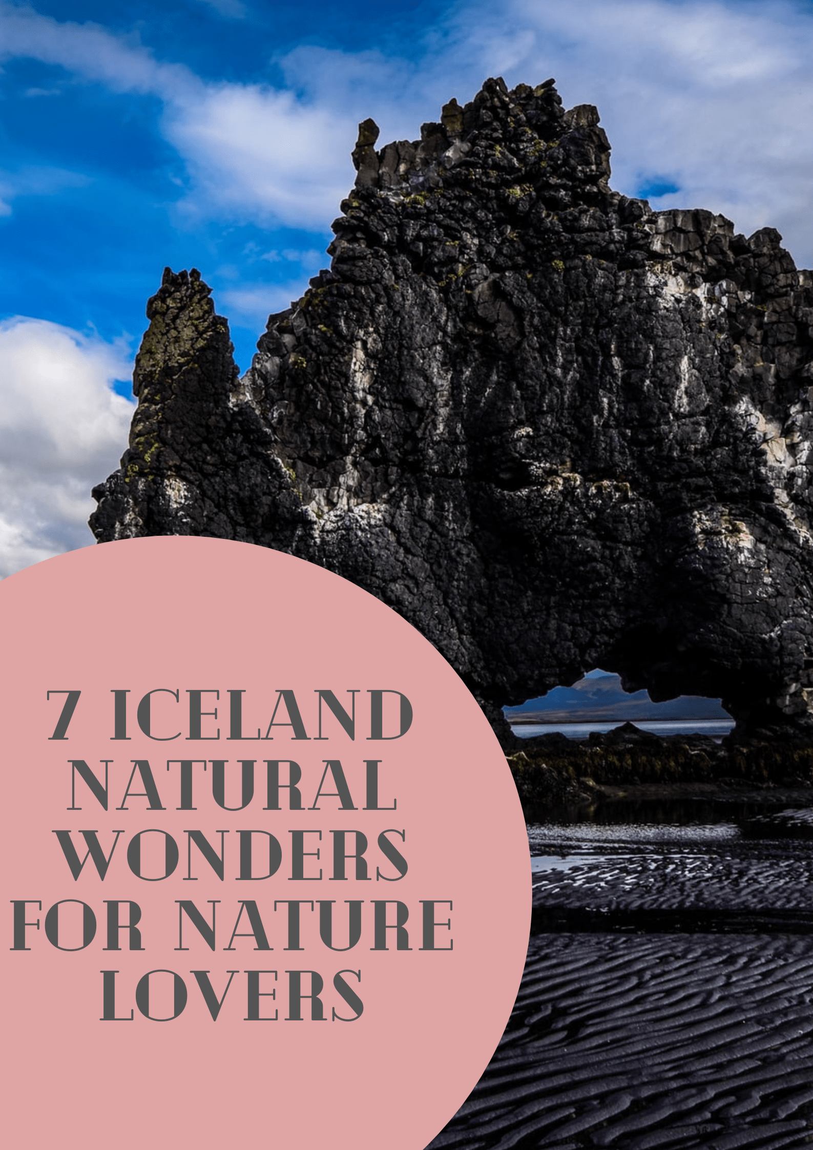 7 Iceland Natural Wonders for Nature Lovers