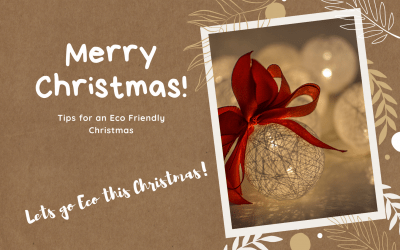 7 Tips for an Eco Friendly Christmas