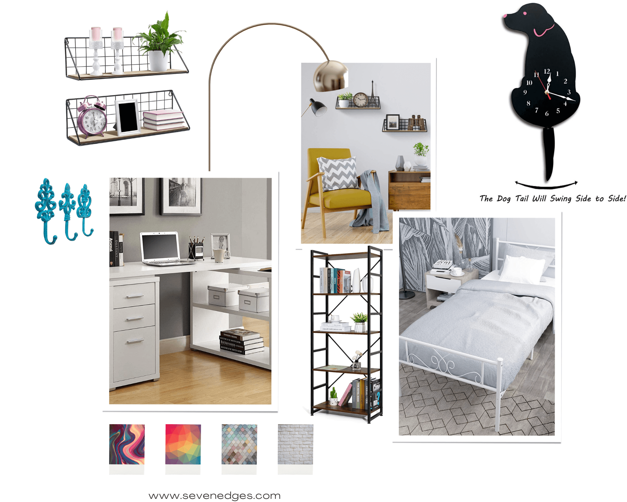Boys and Girls Shared Room Ideas