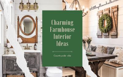 Farmhouse Ideas to Freshen up Your House