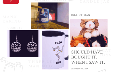 Top Souvenirs for Shopping in Isle of Man