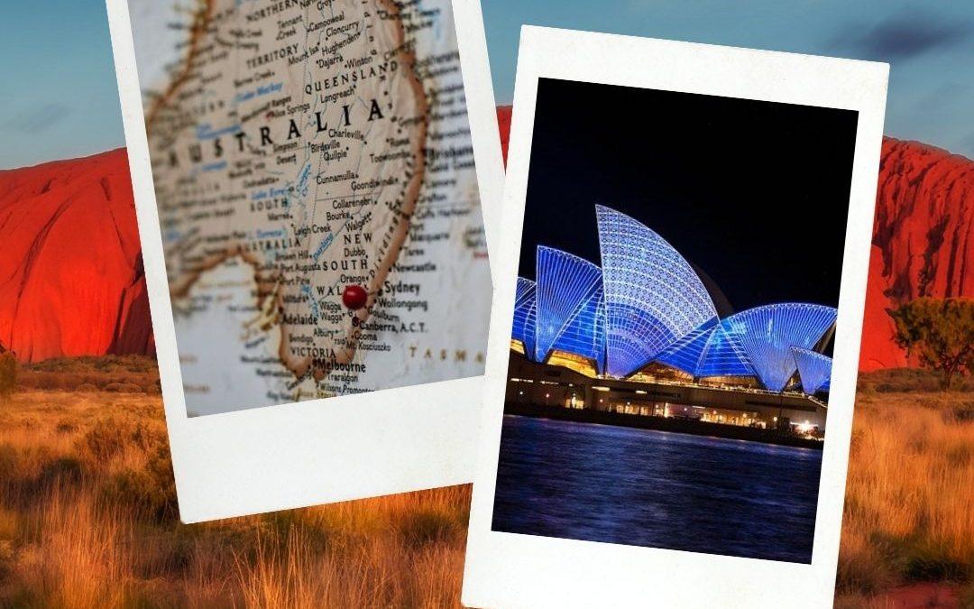 Traveling to Australia