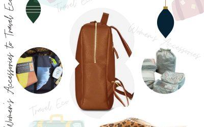 7 Best Women's Accessories to Travel Eco