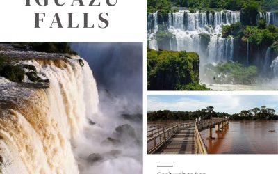 4 days for Iguazu Falls
