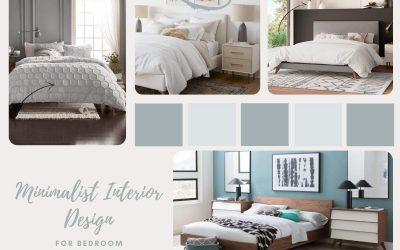 10 Minimalist Interior Design Ideas for Bedroom